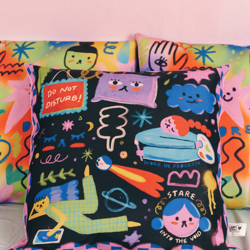 Bedroom Story Pillowcase