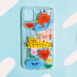 Take It Slow Iphone Case