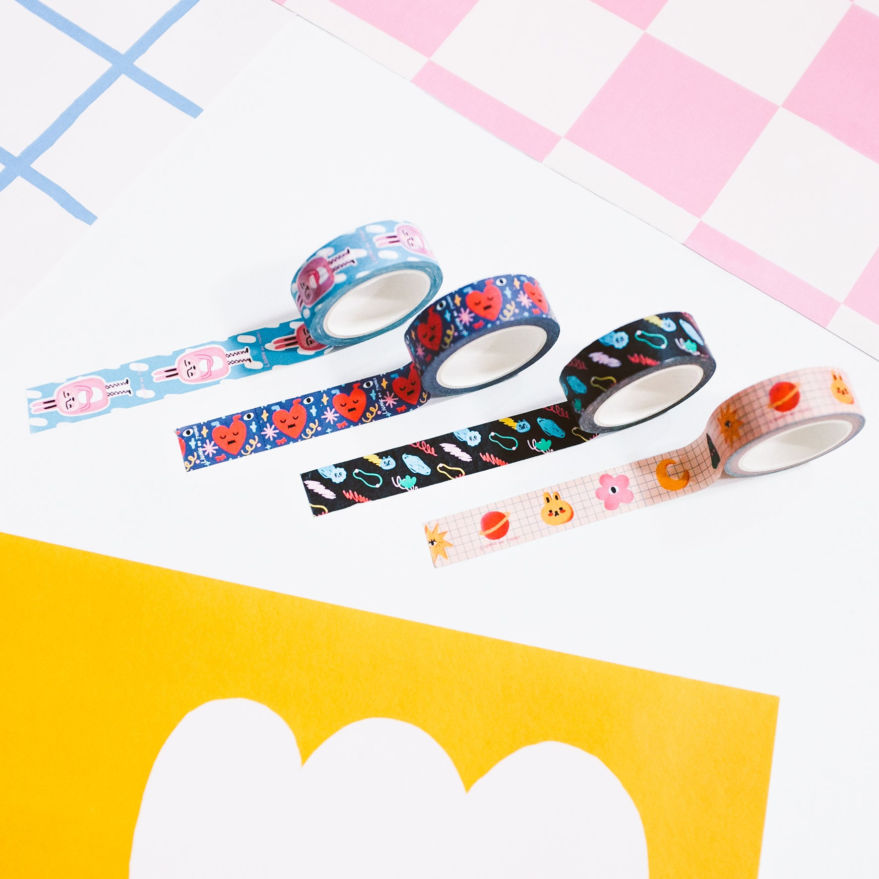 Liunic on Things Washi Tapes