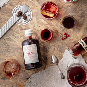 VORBESTELLUNG - Stockholms Bränneri Negroni Winter Edition 2020 - 500ml