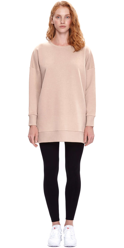 Pure Touché Oversize Ten Rengi Sweatshirt