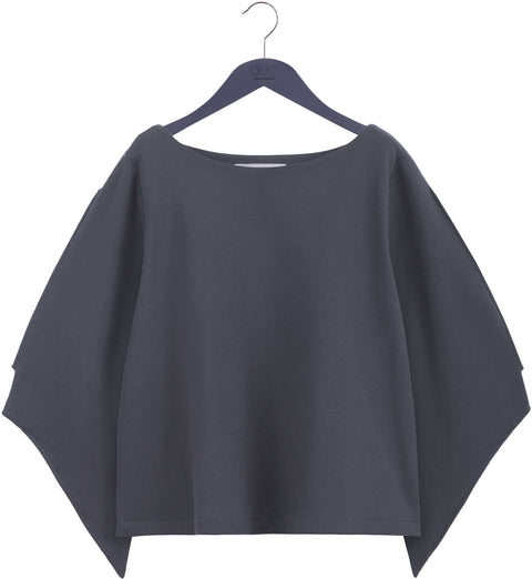 Wings Cropped Sweatshirt