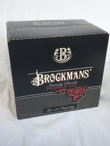Buy 6 Brockmans Premium Gin with 10% discount