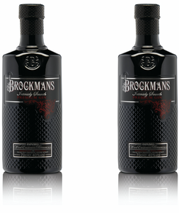 Buy 2 Brockmans Premium Gin with free shipping
