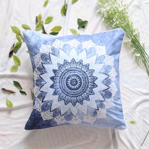 Cushion Cover Hippie Gypsy Bohemian Floral Pillow Case