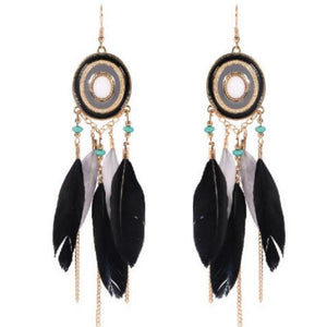 Vintage Trendy Women Jewelry Boho Drop Earrings