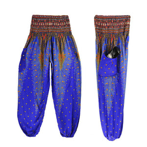 Thai Harem Trousers Festival Hippy Yoga Pants