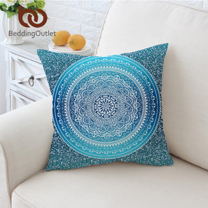 Pillowcase Boho Soft Microfiber Home Decor
