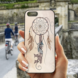 Dream Catcher Boho Tribal Mobile Phone Case For iphone