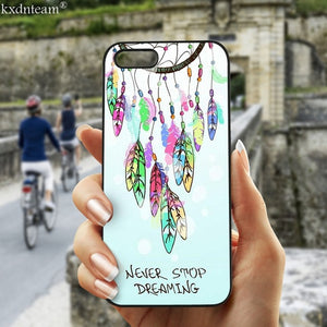 Dream Catcher Boho Tribal Mobile Phone Case  For iphone 8 7 6 6S