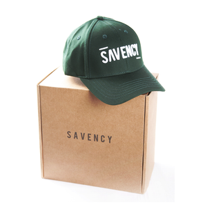 SAVENCY - Green Baseball Cap