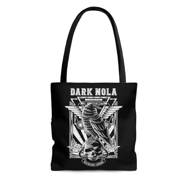All Hallow's Eve - By Dave Death AOP Tote Bag