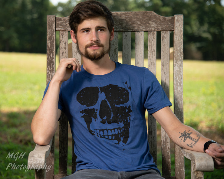 Face of Dark Nola Unisex Softstyle® T-Shirt