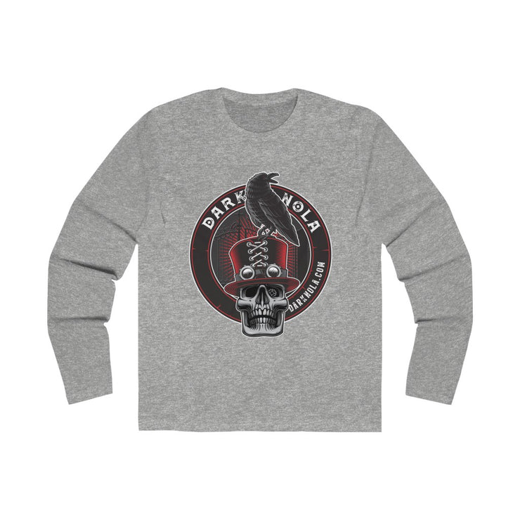 Dark Nola Official Men's Long Sleeve Crew Tee