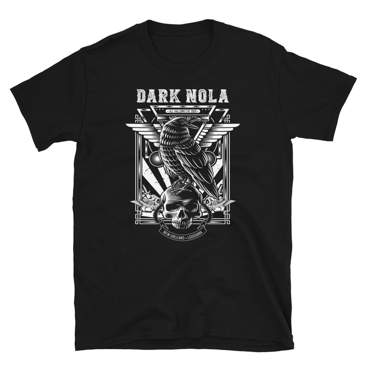 All Hallows Eve - By Dave Death Short-Sleeve Unisex T-Shirt