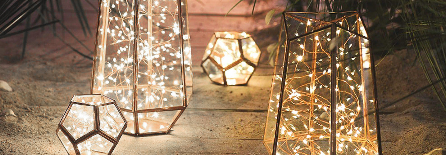 Dual Color LED String Lights Make Your Life Beautiful and Easy
