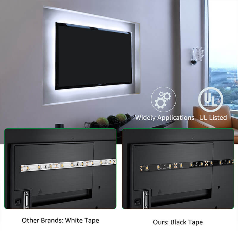 FLEXIBLE LED STRIP KIT