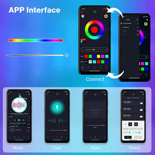 Olafus IPX7 Waterproof Portable Bluetooth 5.0 Wireless Speaker, 12-Hour Playtime with HD Sound and Bass