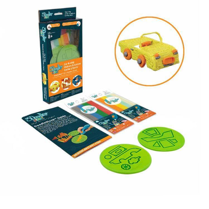 3Doodler Start Vehicle DoodleBlock® Kit - Start Kits
