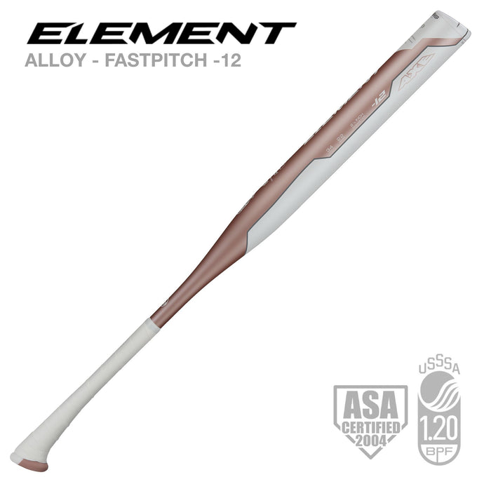2019 Element (-12) Fastpitch Softball ASA USSSA