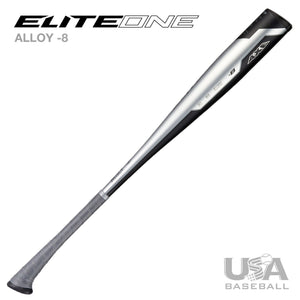 "2019 Elite One (-8) 2-5/8"" USABAT Baseball"
