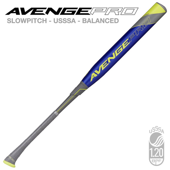 2021 Avenge Pro USSSA Slowpitch Softball Bat - Balanced