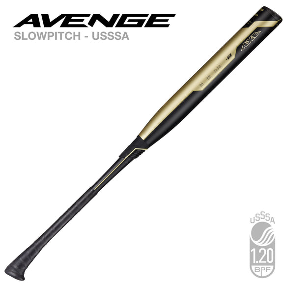 2019 Avenge USSSA Slowpitch Softball Bat - Endloaded