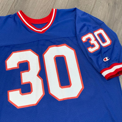 Vintage Dave Meggett New York Giants Champion Jersey XXL