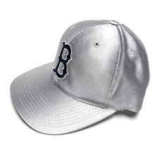 Load image into Gallery viewer, Vintage Boston Red Sox Silver PL Snapback Hat