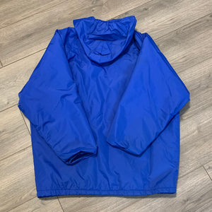 Vintage Champion Fleece Lined Zip Up Jacket M/L
