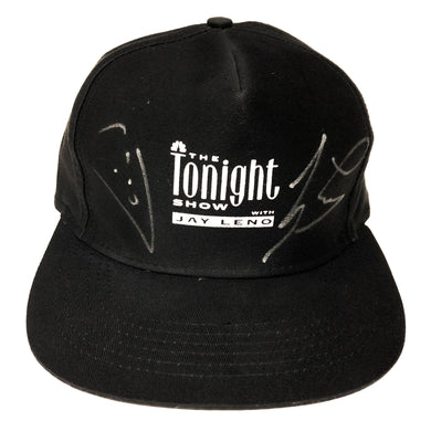 Vintage The Tonight Show Jay Leno Snapback Hat