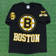 Load image into Gallery viewer, Vintage Boston Bruins Pro Player Shirt YXL