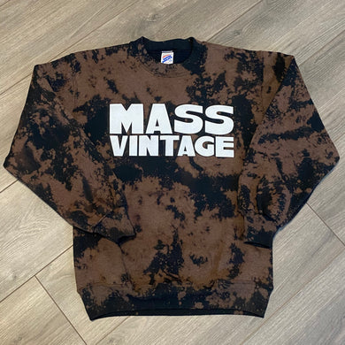 Mass Vintage Custom Sweatshirt XS/S