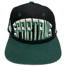 Load image into Gallery viewer, Vintage Michigan State Spartans Fitted Hat 6 3/4