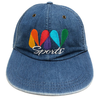 MV Sports Denim Strapback Hat