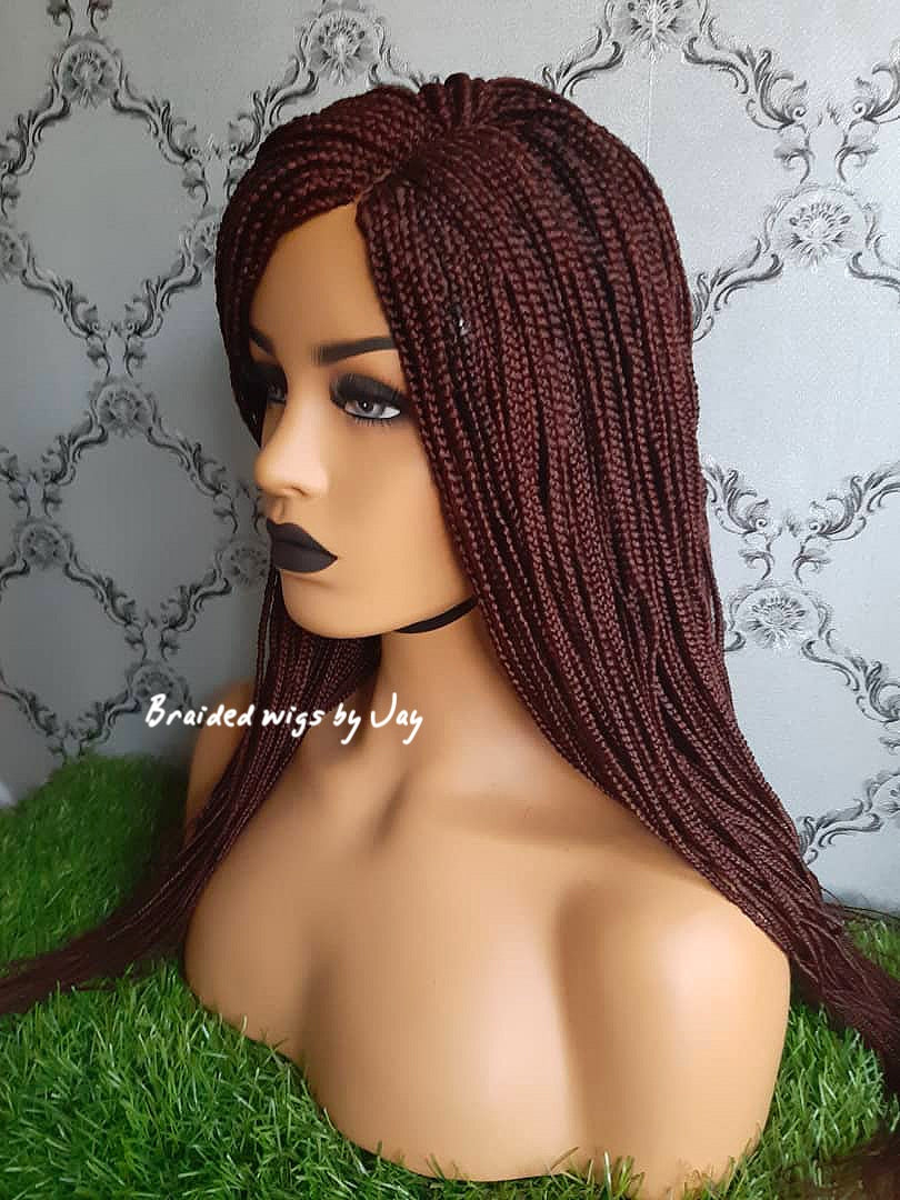 Braided Wigs by Jay - Bibi 2