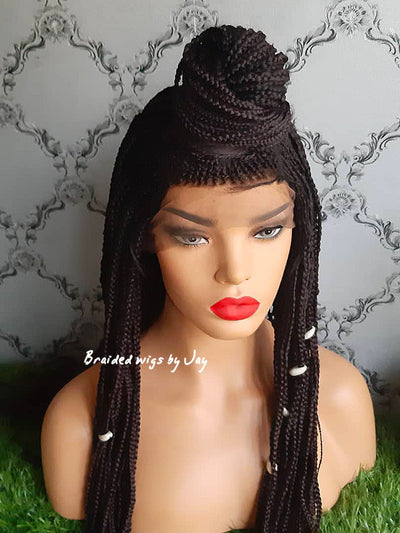 Braided Wigs by Jay  - Phina - Braided Wigs by Jay