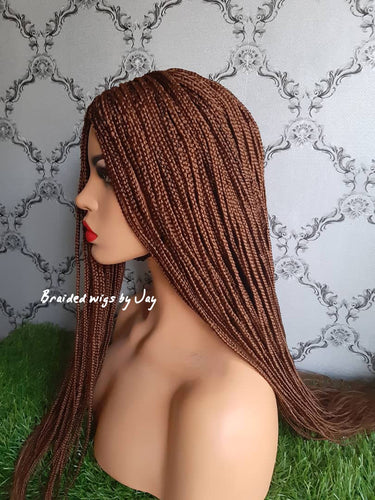 Braided Wigs by Jay - Bibi 1 - Braided Wigs by Jay