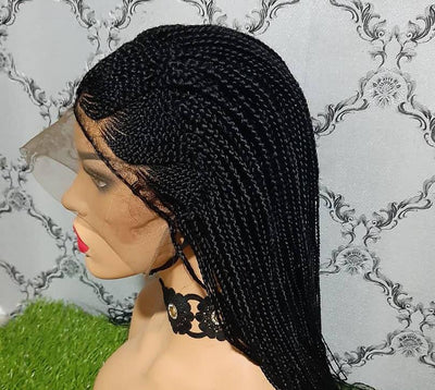 Kachi Braids  Wig - Braided Wigs by Jay