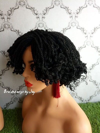 Koko Braids Wig - Braided Wigs by Jay