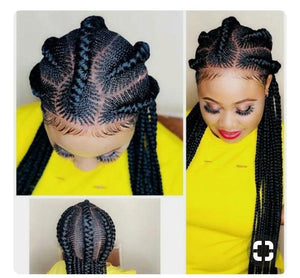 Zainab Wig - Braided Wigs by Jay