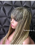 Desiree Braids Wig - Braided Wigs by Jay