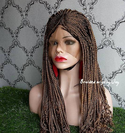 Amina Braids  Wig - Braided Wigs by Jay