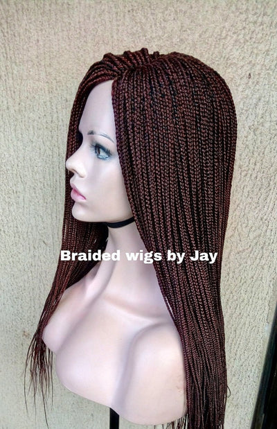 Braided Wigs by Jay - Bibi 2 - Braided Wigs by Jay