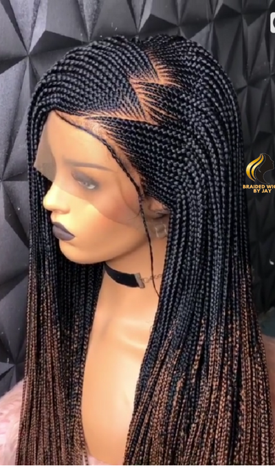 Shade Adu Braids Wig - Braided Wigs by Jay