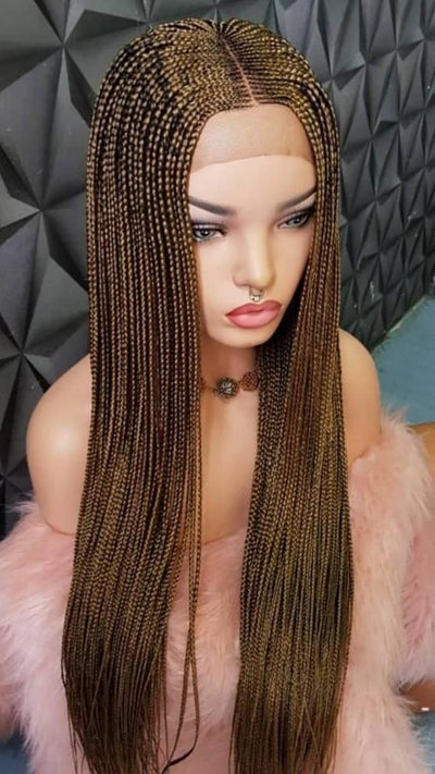 Fara Braids Wig - Braided Wigs by Jay