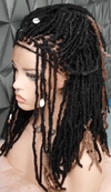 Wig Renee Faux Locs - Braided Wigs by Jay