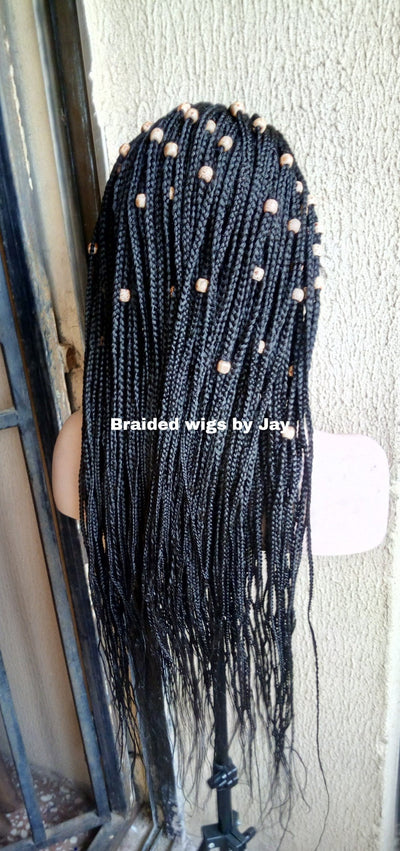 Yinna Braids Wig - Braided Wigs by Jay