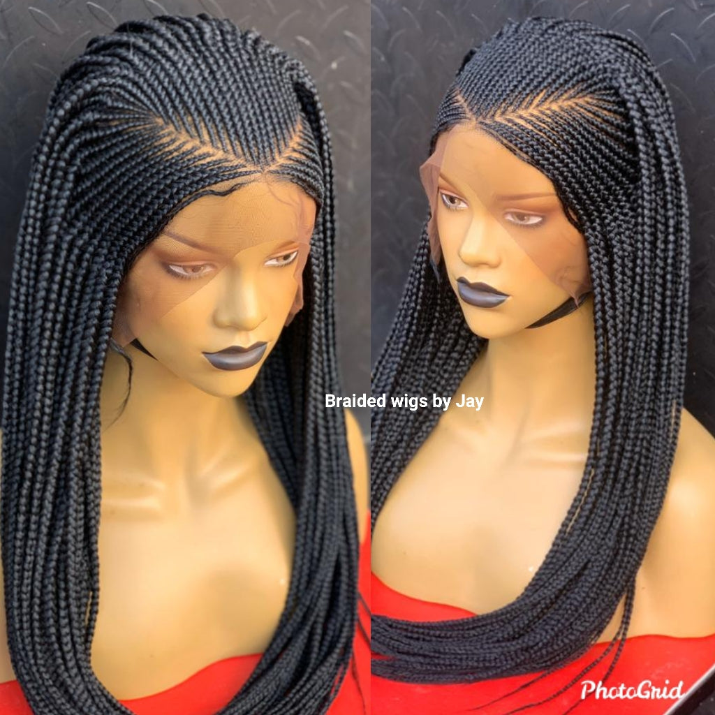 Azizat Braided Wig