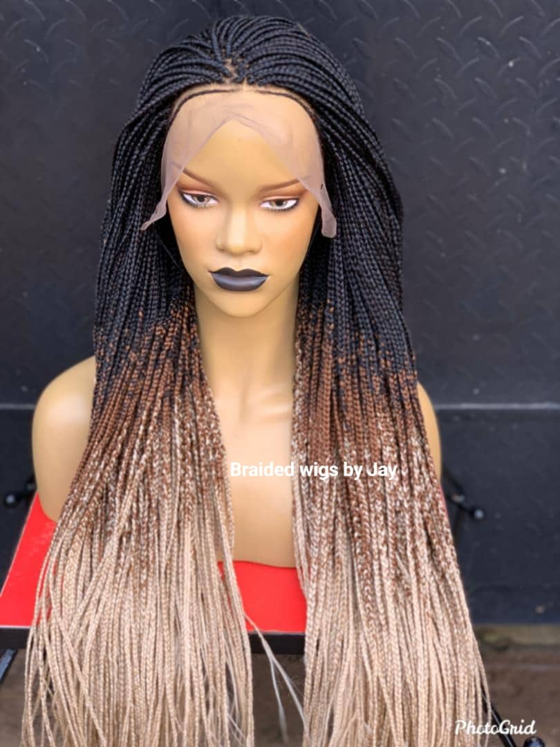 Kaisha Braided Wig
